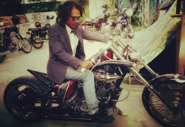 DGR2016 In Saigon, SonsMbiker, Bobber Style