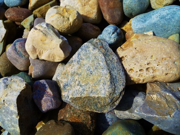 Quarry rocks left behind by glacier Backgrounds Beauty In Nature Close-up Day Full Frame Glacial Rock Glacial Rocks Large Group Of Objects Nature No People Outdoors Pebble Pebble Beach Quarry Quarry Rock QuarryRock Rocks Stones