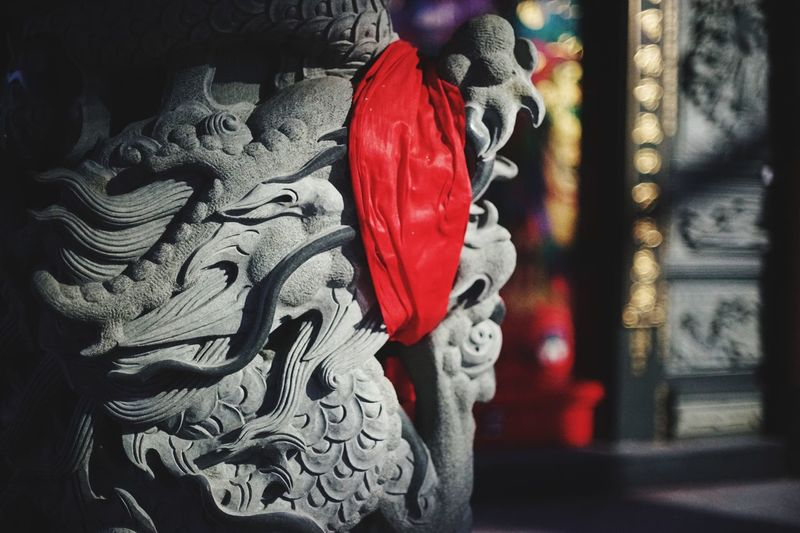Taiwanese Temple Temple Architecture Culture Tranditional Chinese Architecture Dragon Statue Place Of Heart The Architect - 2017 EyeEm Awards Rethink Things