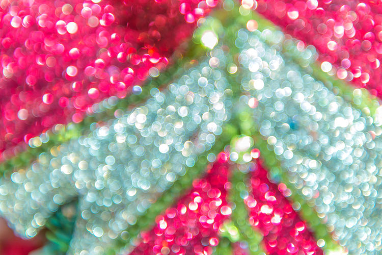 Backgrounds No People Full Frame Multi Colored Decoration Celebration Close-up Holiday Shiny Christmas Selective Focus Green Color Defocused Abundance Large Group Of Objects Red Glittering Christmas Decoration Pattern Art And Craft Pearl Jewelry Luxury Ornate