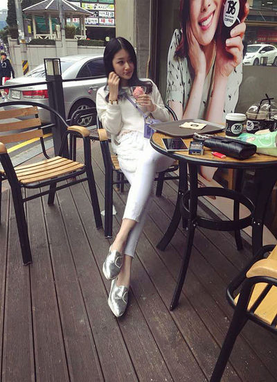 Today's Hot Look 首爾 Seoul 서울 Enjoying Life Hightea