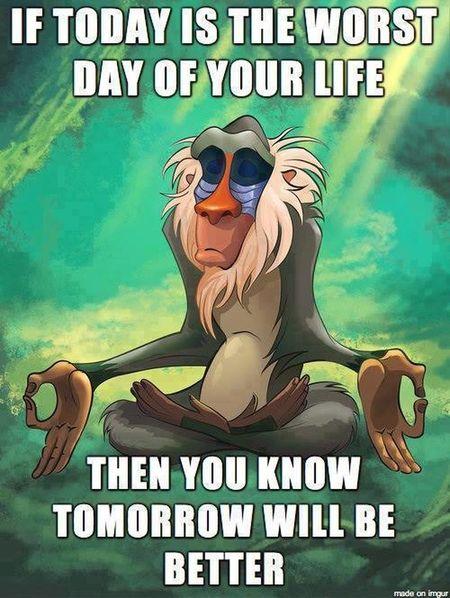 حكمة اليوم ?