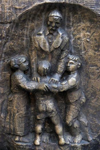Saint Vincent de Paul Altar Art Bas Relief Belief Christianity Church Croatia Faith Holy Patron Religion Religious  Saint Sculpture Spiritual Spirituality Statue Vincent De Paul Worship