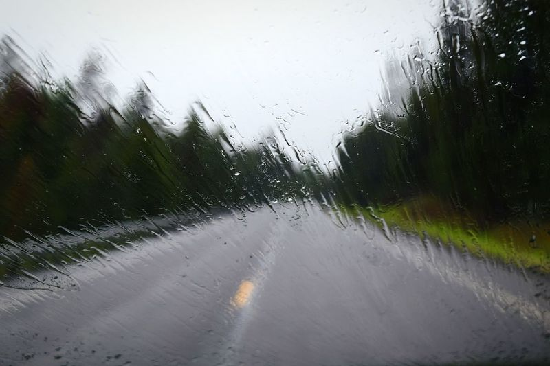 rainshield Rain Water Raindrops Windshield Windshield Shots EyeEm Rainy Rainy Days Driving From My Point Of View Eye4photography  Summer Road Highway Traveling Capture The Moment Abstract Mein Automoment