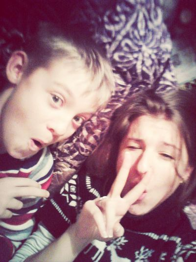 little bro ? Family Enjoying Life My Little Brother ❤ My Love