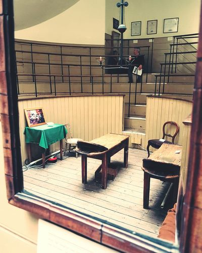 The old operating theatre hidden away in London Bridge! Theater London Hospital Oldtheater Hidden Places History Historical Place History Through The Lens  History Architecture