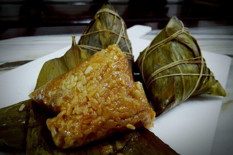 五月初五粽子节快乐 (ง •̀_•́)ง The Dragon Boat Festival Chinese Tradition Eating Foodie Rice Pudding Enjoying Life