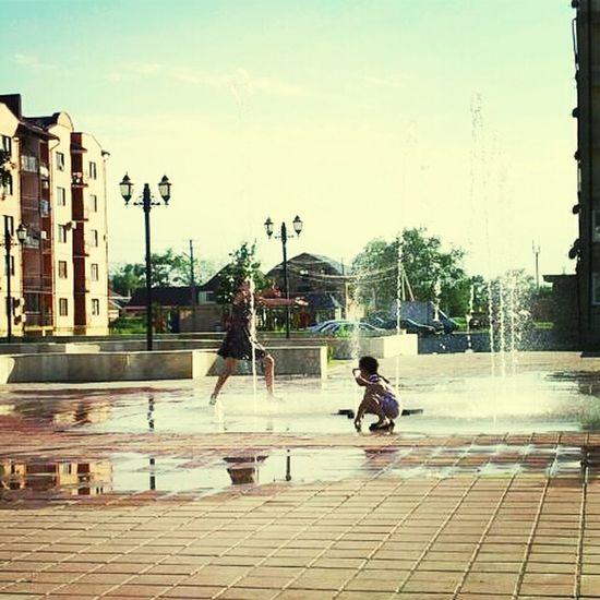 радоваться мелочам) Happy Day Crazy Kids Summer