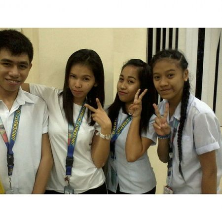 With Ruth Leney & Lhala (Before transferring demo) :-*