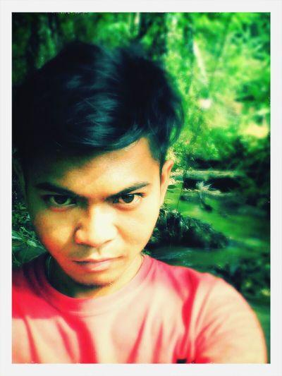 It's me..