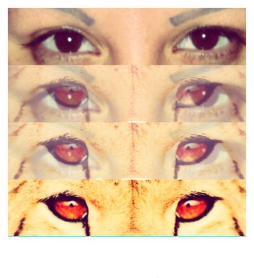 Really Pretty , Eyes