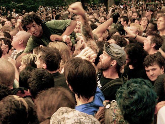 My Favorite Photo Throwback Leftovercrack Moshpit Crowdsurfing Faces