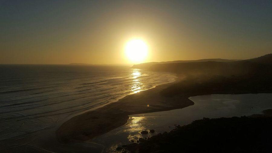 No Filter Ocean Sunset Beautiful Nature Photography Nature Beach Coastline South Africa Coast