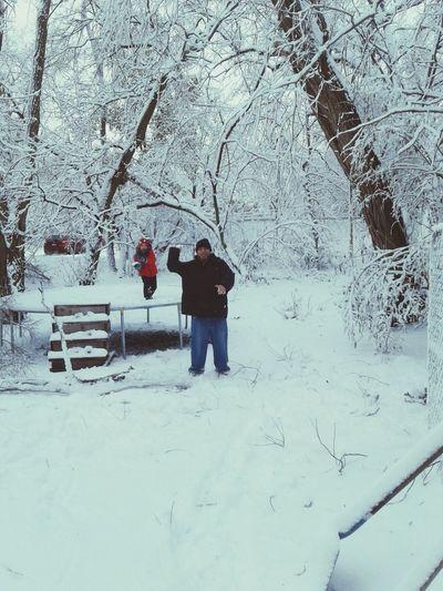 Winter Fun Boys