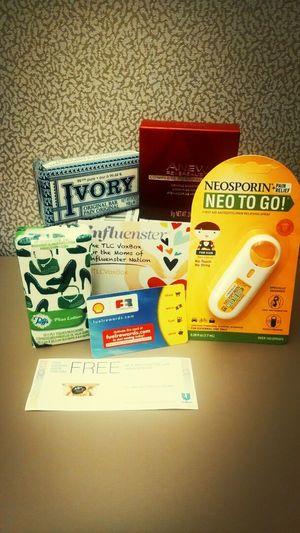 The new voxbox! Super excited! Influenster Tlcvoxbox Fun!
