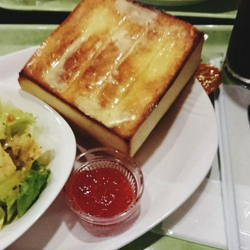 食べもの ファーストブラウンカフェ トースト Food Foods Toast🍞 Toastbread Toasts