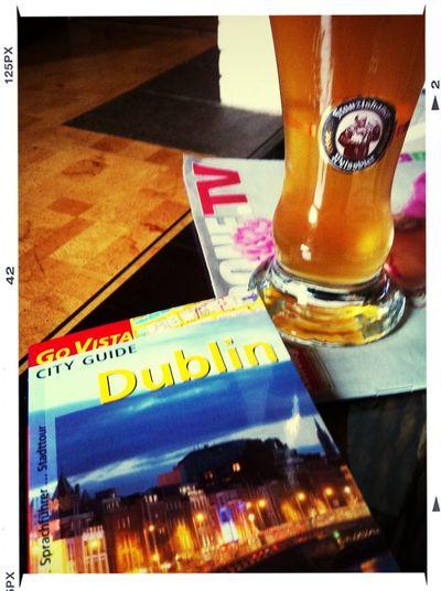 Reading & Drinking
