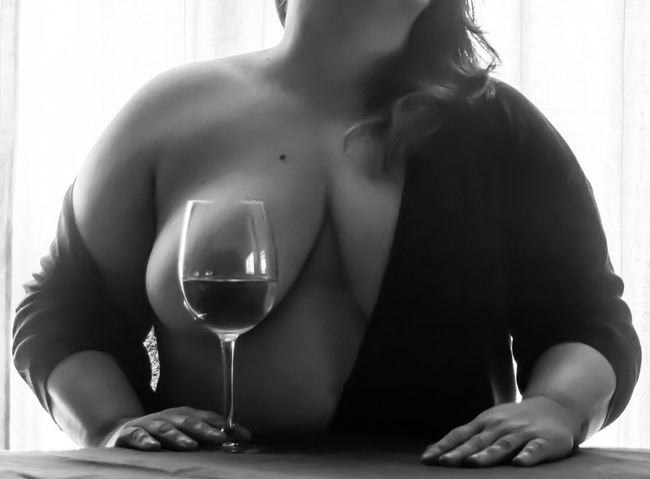 Blackandwhite Photography Blackandwhite EyeEm Bnw Sensual_photo Selfportrait My Obsession❤ Drink Close-up
