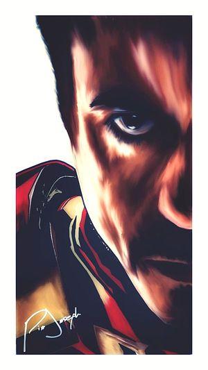#ironman #digital-painting #infinitywar #wacom #peaceout Potrait Ironman Infinity War Wacom Tony Stark Ironman Avengers