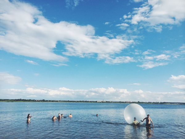 Festival Clouds And Sky People Swimming EyeEm Bestsellers Market Bestsellers April 2016 Market Bestsellers July 2016 Market Bestsellers August 2016 Bestsellers