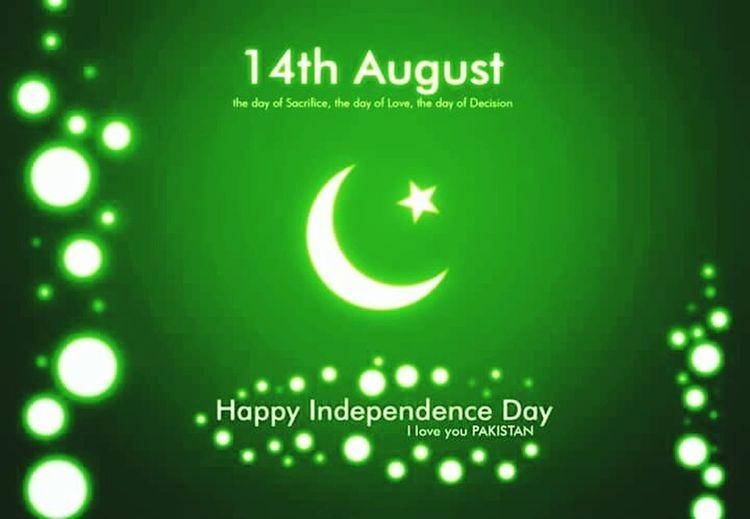Green Pakistan HappyIndependenceDay Longlivepakistan