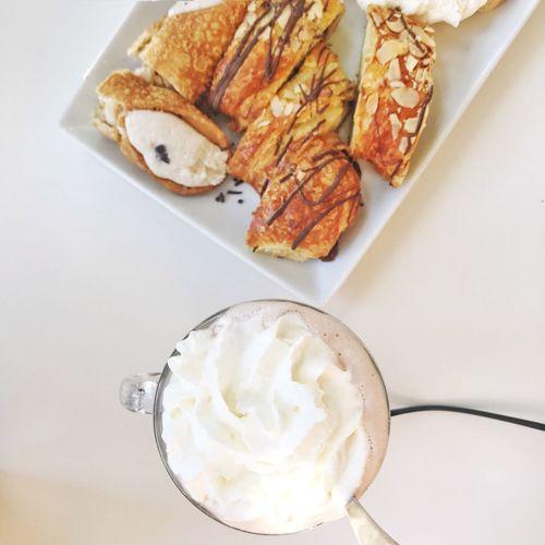 Dessert break