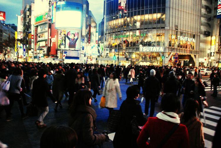 Afternoon Tokyo,Japan 渋谷 Traveling