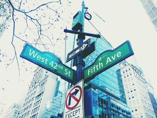 Roadsign Newyorkstreets Taking Photos Ilovenewyork Road Markings Streetname The Best Of New York City Life New York New York City 5th Avenue 5th Ave Streetofnewyork USAtrip Bestcityintheworld Bestcity