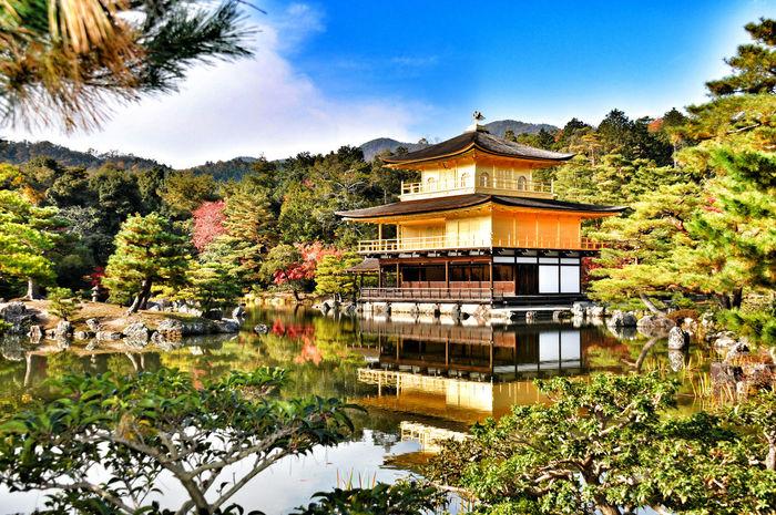 Kyoto Travel Photography Travel Japan Temple Kinkaku-ji Rokuon-ji