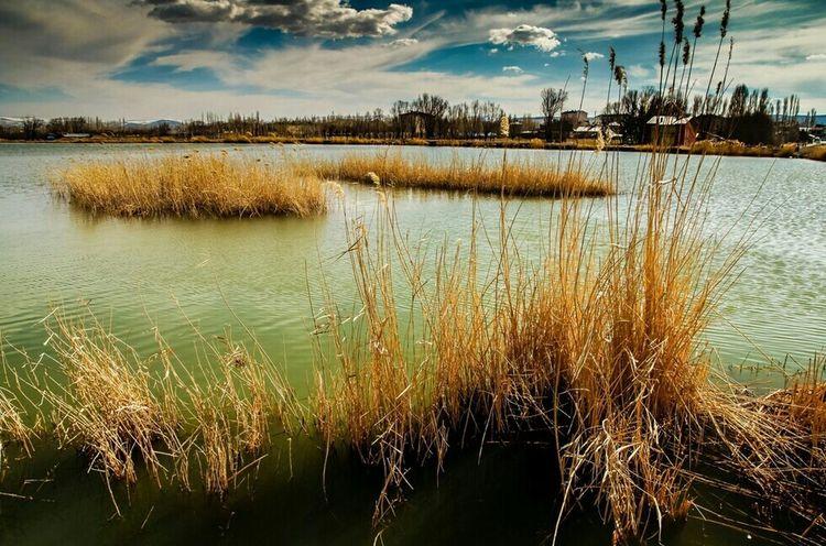 Turkey Sivas Ulaş Göl Lake