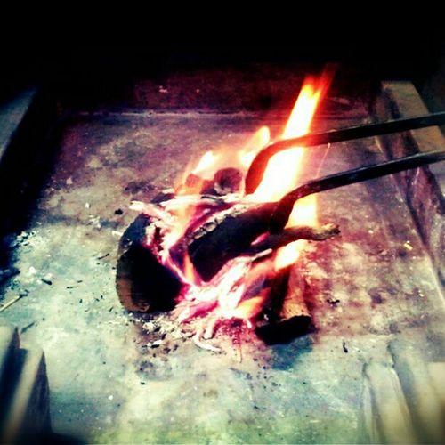 نارنا الصغيرة Fire KSA Kuwait Kuwaitcity نار سعودية