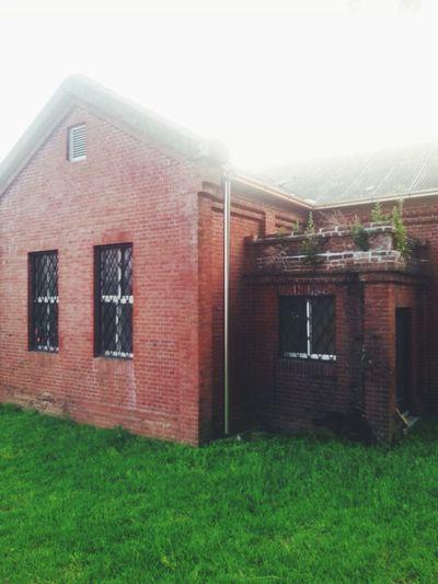 An old colonial house Korea Brick The Illuminator - 2014 EyeEm Awards