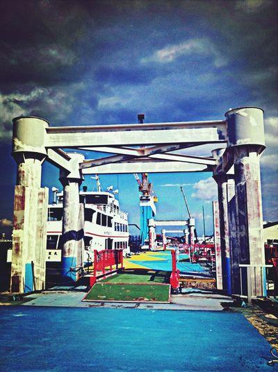 塩釜港(Shiogama Port) Holiday