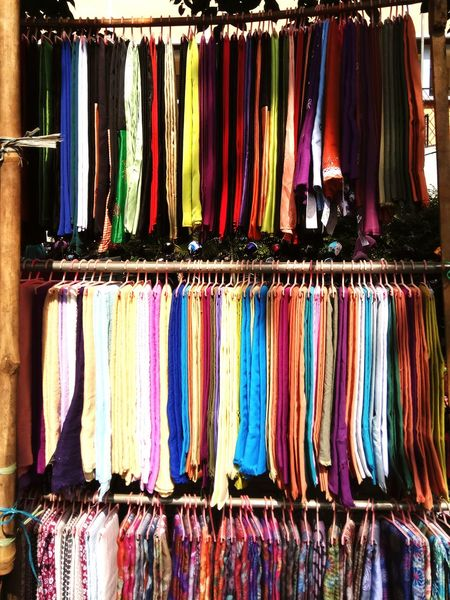 A Colorful Life Multi Colored Variation Hanging No People Choice Outdoors Tree Day Indonesia_allshots Xiaomiindonesia Daily Life Traditional Markets Urbanlife Street Market Market Stall Color Explosion Exploring New Ground