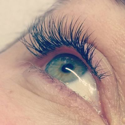 Dagens vipper Vippetippen Vippeextensions Vipper Lashextensions