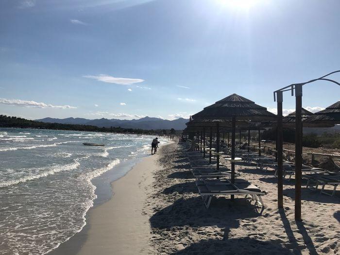 Beach Sunlight