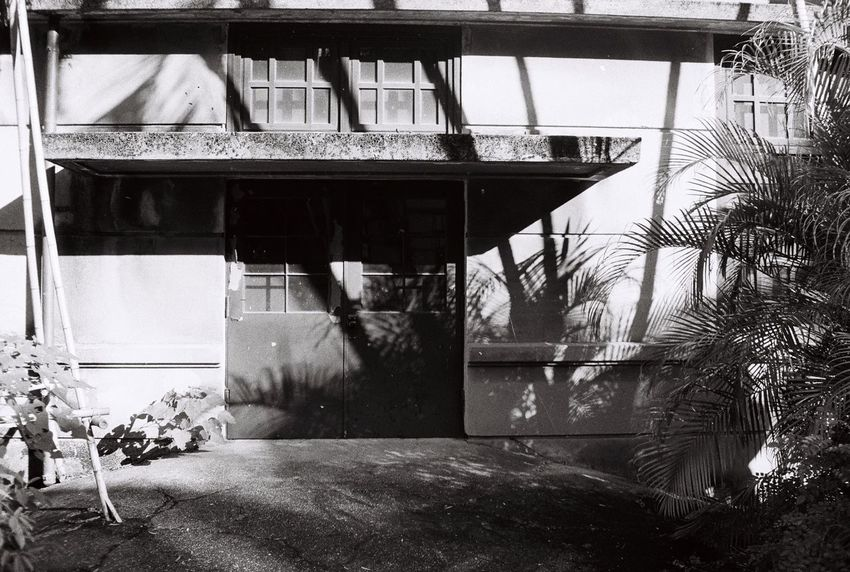 shadows Built Structure No People Day Building Exterior Architecture Outdoors Film Filmisnotdead