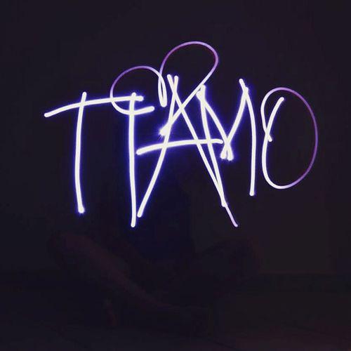 Meandyou Tiamo❤ Loveyou♥ Lightpainting Light 👊❤ TCPM