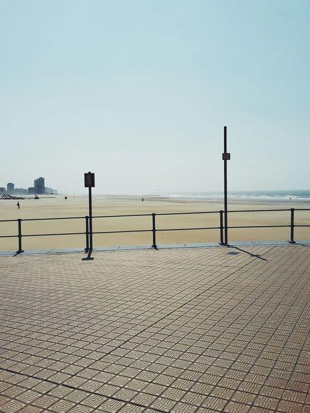 Ostend Beach Belgium