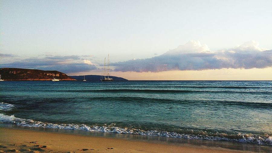 Simos beach Elafonisos Relaxing Enjoying Life Travel Destinations