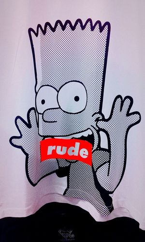Bart Simpson Rude T Shirt Tshirt Tshirts Tee Shirt Tshirt♡ Bartholomew Simpson Tshirtcollection T Shirt Collection T Shirts The Simpsons Bart The Simpsons Teeshirt Tees Bartholomew TheSimpsons Bartsimpson BART Springfield Simpsons Bart Bartporn Simpsons Teeshirts BartholomewSimpson