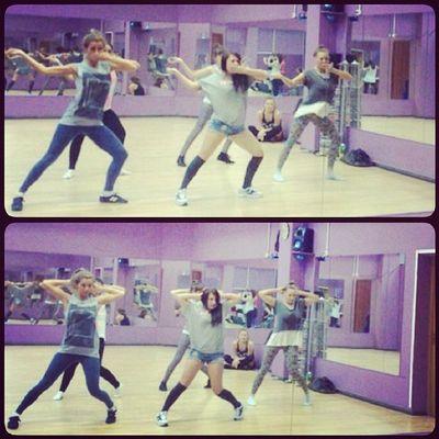 ChemicalSisters  тренировка Dance