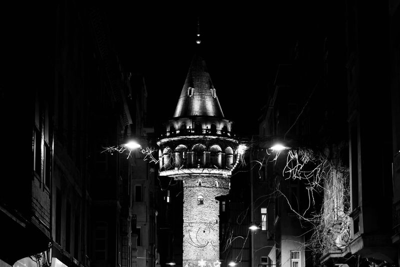 Architecture Belief Building Building Exterior Built Structure City Illuminated Lighting Equipment Low Angle View Nature Night No People Outdoors Place Of Worship Religion Sky Spire  Spirituality The Past Tower Travel Destinations