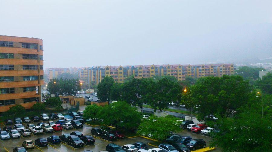 Rain Rainy Day University Campus Ujap Xperiacamera