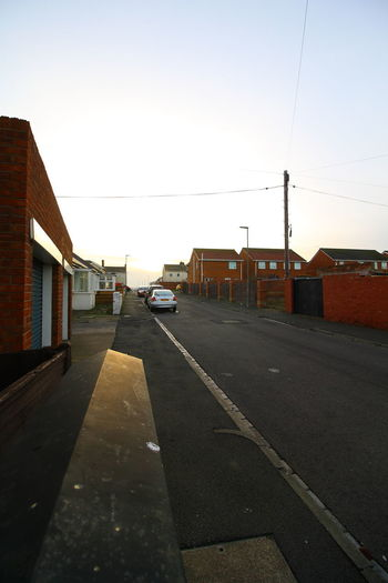 OUT AND ABOUT IN HARTLEPOOL Architecture Transportation Motor Vehicle Building Exterior Built Structure Sky Car City Mode Of Transportation Street Clear Sky Road Land Vehicle The Way Forward Nature Building Direction No People Day Outdoors