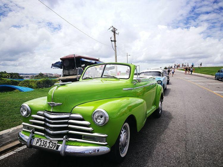 Oldchevy Cuba Green Enjoytheride Instalove