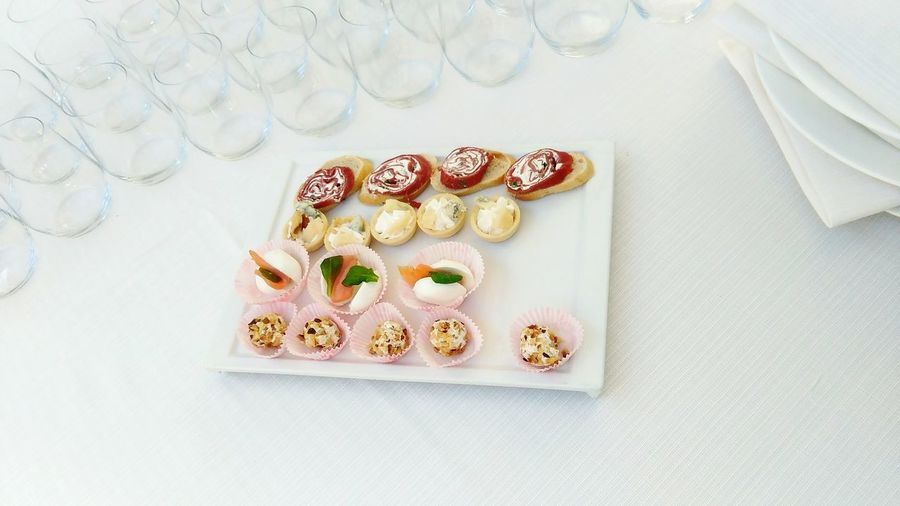 Rome Canapes
