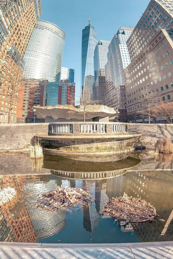 Reflection Freedom Tower Times Square NYC NYC LIFE ♥ NYC Street Photography NYC Photography NYC Street NYC Street NYC Street Building Exterior Built Structure Architecture Water City Building Office Building Exterior Tall - High Reflection Sunlight Nature Cityscape Outdoors Tower