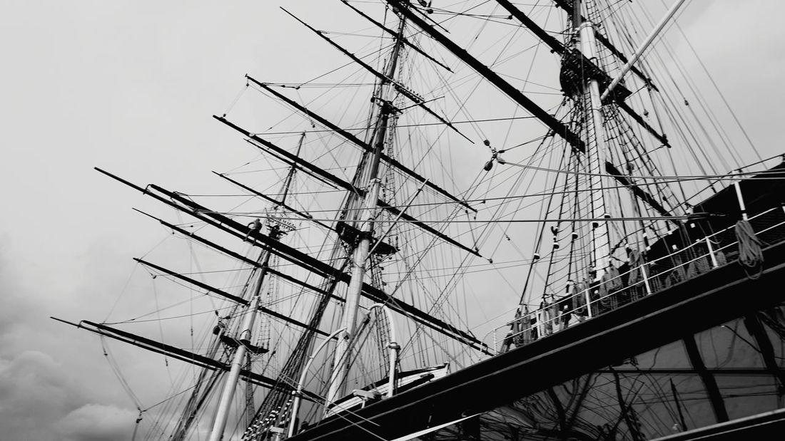 21st Birthday! Greenwich Naval College London Nautical Vessel Cuttysark Black And White EyeEm Best Shots