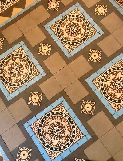 Square Floor